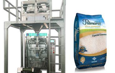 1-5kg স্বয়ংক্রিয় granules প্যাকিং মেশিন